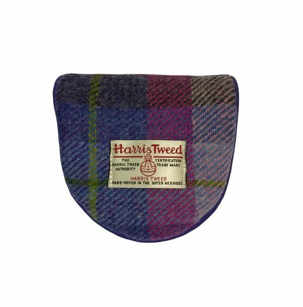 golf-shop-putter-cover-marsh-violet-tweed-mallet-shop