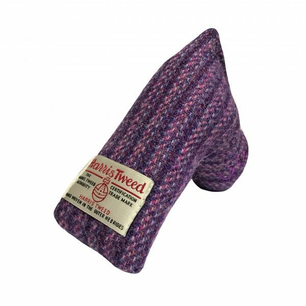 golf-shop-putter-cover-kaona-harris-tweed-blade-side-shop