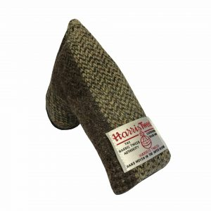golf-shop-putter-cover-mudwort-harris-tweed-shop