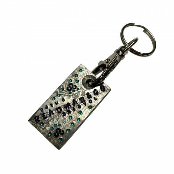 golf-shop-key-rings-online-damascus-teals-and-blues-back-shop