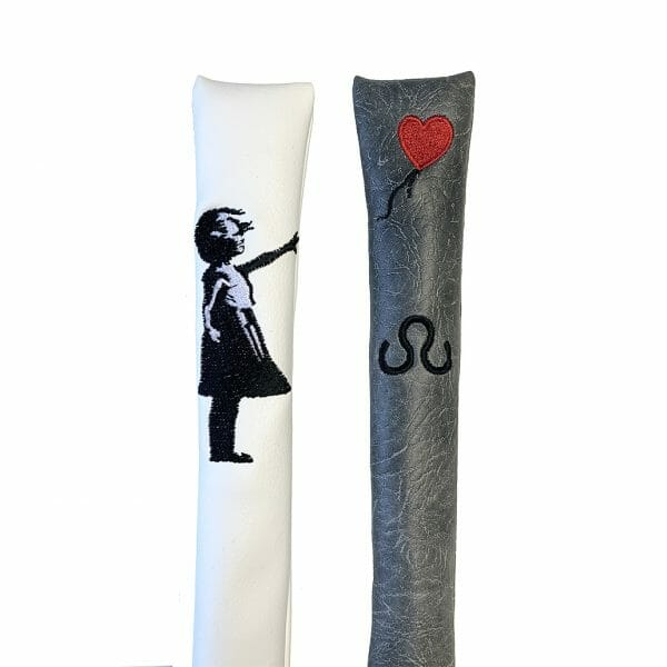 golf-shop-alignment-drill-stick-cover-girl-with-balloon-both-sides
