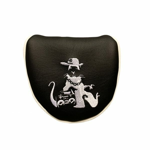 golf-shop-putter-covers-banksy-boomox-rat-online-mallet