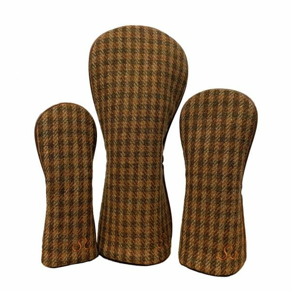 golf-shop-putter-covers-the-chesterfield-tweed-collection-wood-covers-online